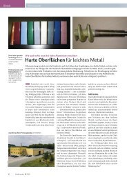 Stahlreport 2013_05 Kühn Email - KÜHN EMAIL GmbH