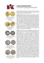 Vorbericht unserer Herbst-Auktionen 216-218 8.-12. Oktober 2012 ...