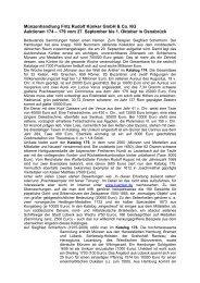 Auctions 174-179 - Fritz Rudolf Künker