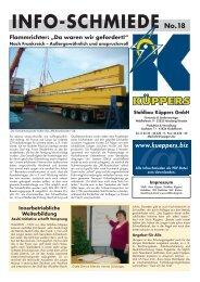 Info_Nr18 Kopie 1.indd - Stahlbau Küppers GmbH