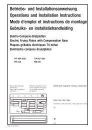 Download: Mode d'emploi Updated - Küppersbusch