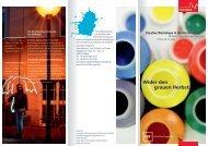 Wider den grauen Herbst - KUF - Amt für Kultur und Freizeit
