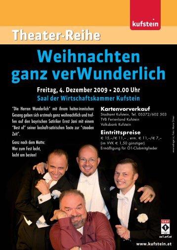verWunderlich_Info.qxp:Layout 1 - Kufstein