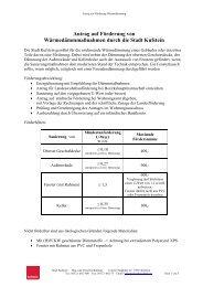 Antrag_Förderung_Wärmedämmung (47 KB) - .PDF - Kufstein
