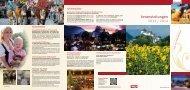 Veranstaltungen - Ferienland Kufstein