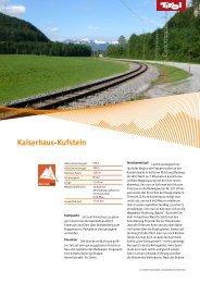 Kaiserhaus-Kufstein - Ferienland Kufstein