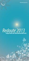 Redoute 2013 - Universität für Musik und darstellende Kunst Graz