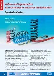 Zusatzstahlfedern und Austausch-Stahlfedern Seite 6-7 - Kuhn Auto ...