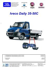 Iveco Daily 35-50C - Kuhn Auto Technik GmbH