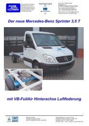 Sprinter 3,5t.indd - Kuhn Auto Technik GmbH