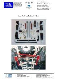 Mercedes-Benz Sprinter 2-3 Serie - Kuhn Auto Technik GmbH