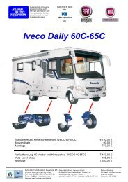 Iveco Daily 60C-65C - Kuhn Auto Technik GmbH