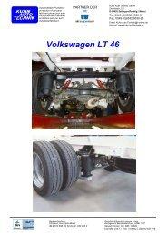 Volkswagen LT 46 - Kuhn Auto Technik GmbH