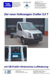 Crafter 5,0t.indd - Kuhn Auto Technik GmbH