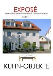 (Microsoft PowerPoint - Expos\351 2 Fam. Haus ... - Kuhn Objekte