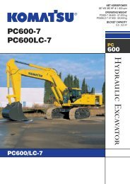 PC600LC-7