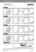 Montageanleitung Instruction de montage - Kuhn und Bieri AG - Seite 2
