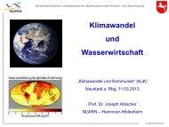 Niedersachsen - KuK Klimawandel und Kommunen