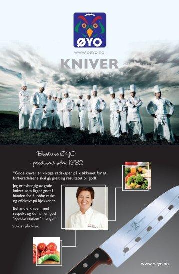 KNIVER - Hobby AS