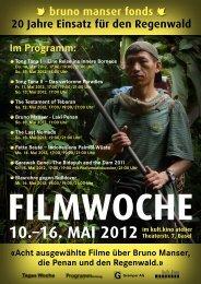 FILMWOCHE 10.–16. MAI 2012 - kult.kino Atelier