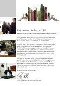Kultur-Vermittlung - KulturPortal Frankfurt - Seite 2