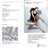 PDF: 391,3 KB - Initiative Kultur- und Kreativwirtschaft