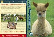 Download (pdf 5,4 MB) - Alpaka Zucht Verband Deutschland eV