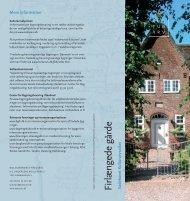 Firlængede gårde (PDF-format) - Kulturstyrelsen