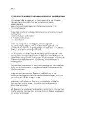 Ansøgning om handlingsplan - Kulturstyrelsen
