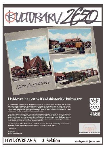 Hvidovres kulturarv