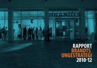 RAPPORT BRANDTS´ UNGESTRATEGI 2010-12 - Kulturstyrelsen