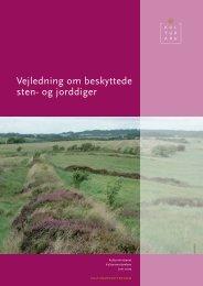 Vejledning om beskyttede sten- og jorddiger - Kulturstyrelsen