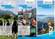 Erfrischend natürlich ‒ Alpenhochtal Samerberg - Neubeuern