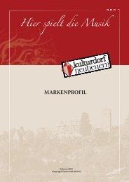 markenprofil - Neubeuern