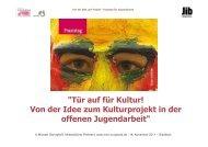 Gladbeck 14. November 2011 - Kulturelle Bildung in Schule und ...