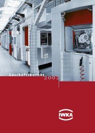Geschäftsbericht 2002 (PDF) - KUKA Aktiengesellschaft