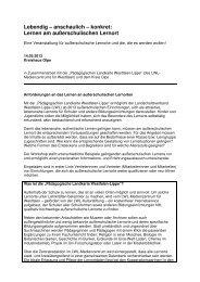 Außerschulische_Lernorte_Olpe 1 - Kulturelle Bildung in Schule ...