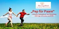 """""""Pep für Paare"""" - Kulturhirsch"""