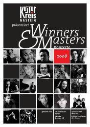 Download (PDF 974KB) - Kulturkreis Gasteig eV