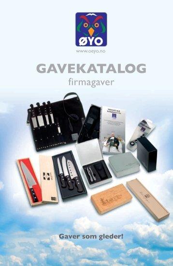 GAVEKATALOG - Hobby AS