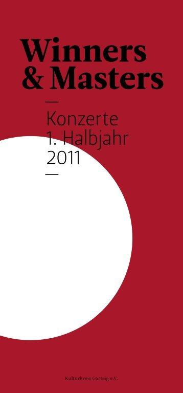 PDF 1,5MB - Kulturkreis Gasteig eV