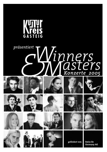 Download (PDF 360KB) - Kulturkreis Gasteig eV
