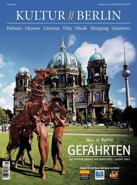 Kultur Berlin - Kulturnews