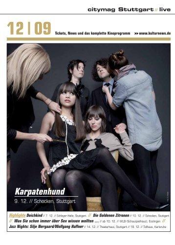 12 | 09 - Kulturnews