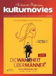 kulturnews präsentiert besondere Filme im Kino und auf DVD 10|2012