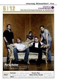 Parachutes - Kulturnews