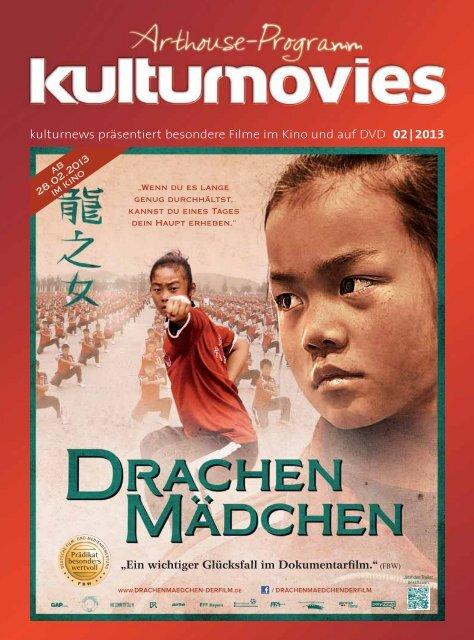 kulturnews präsentiert besondere Filme im Kino und auf DVD 02|2013