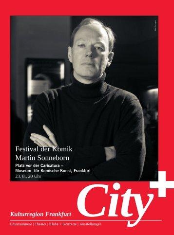 Frankfurt - Kulturnews