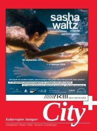 Kulturregion Stuttgart - Kulturnews