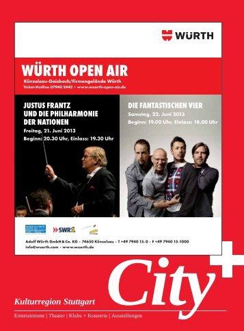 Stuttgart - Kulturnews